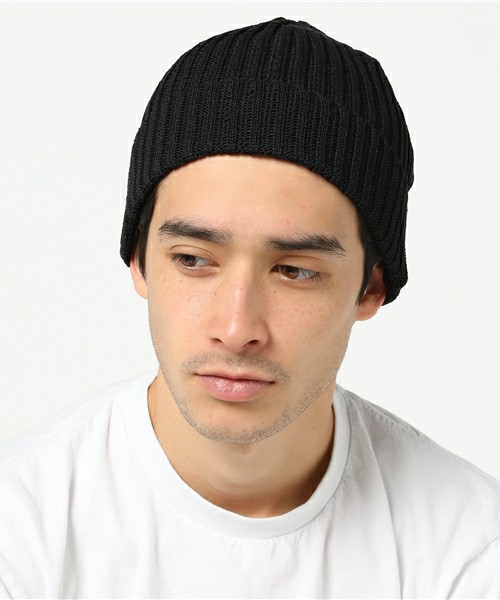 和紙ニット帽
