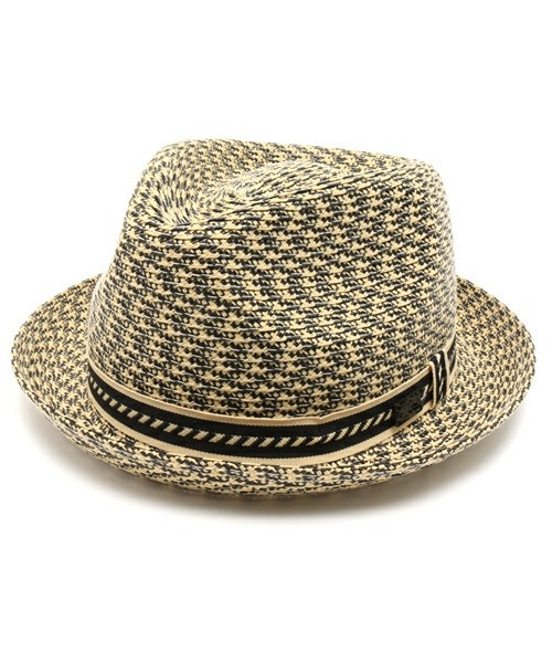 BAILEY HAT MANNES NATURAL MULTI