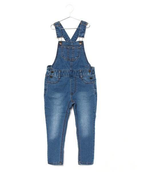 【キッズ】サロペットスカート・パンツ