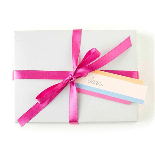 飛び出すプレゼントボックス