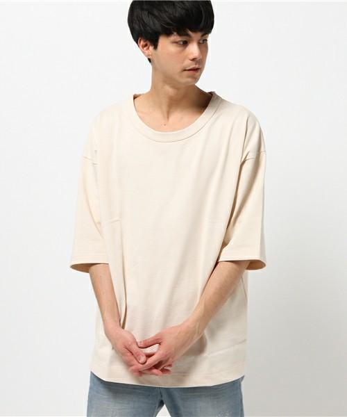 7分袖BIGTシャツ