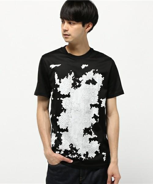 LANVIN スネークプリントTシャツ