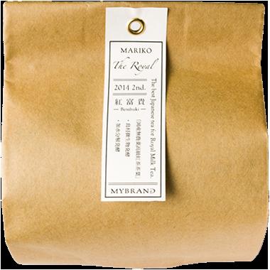 マリコ・ザ・ロイヤル 丸子紅茶 [2014 Second] 200g