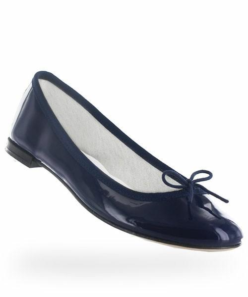 【35-38】BALLERINA / CENDRILLON (PATENT / Classic blue)
