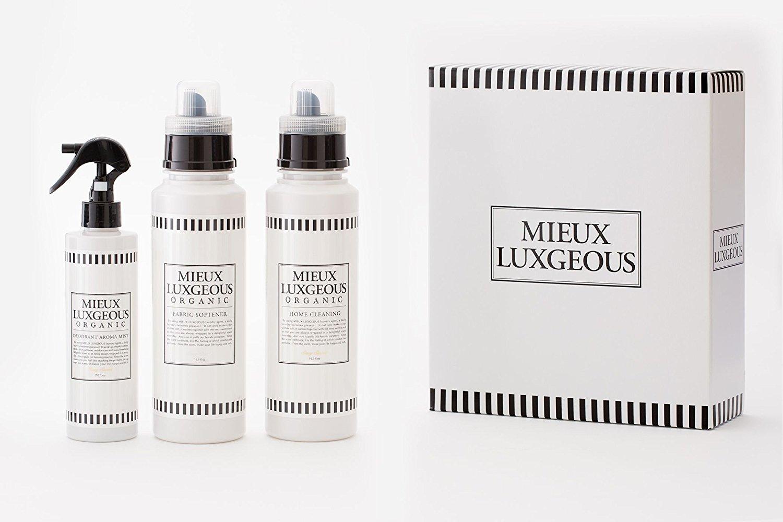 国内正規品 ミューラグジャスR GIFTBOX10 (洗剤1柔軟剤1ミスト1)
