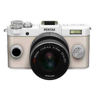 *PENTAX Q-S1 ズームレンズキット ピュアホワイト